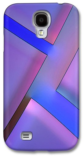 Purple Parallax Phone Case