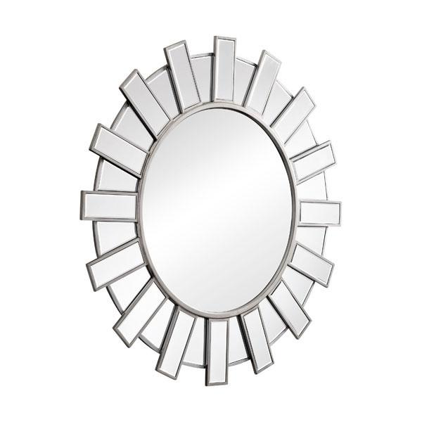 Cuzco Round Mirror Clear - InStyle Walls LLC