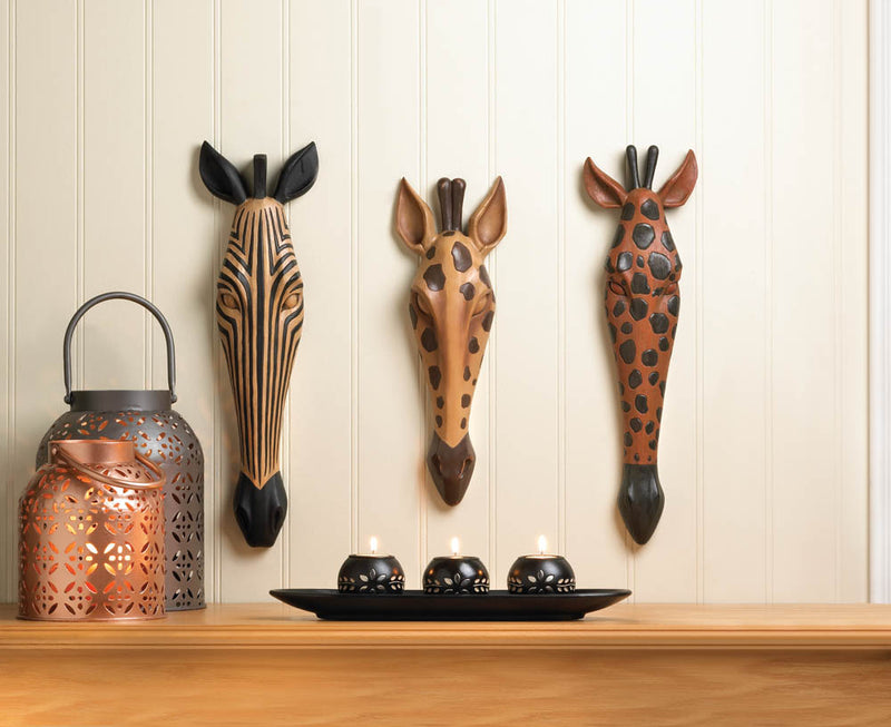 Tribal Zebra Wall Decor - InStyle Walls LLC