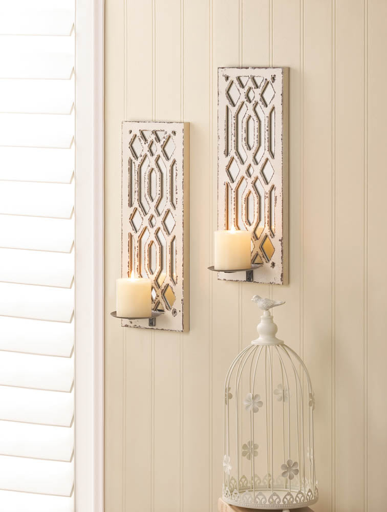 Deco Wall Sconce Set - InStyle Walls LLC