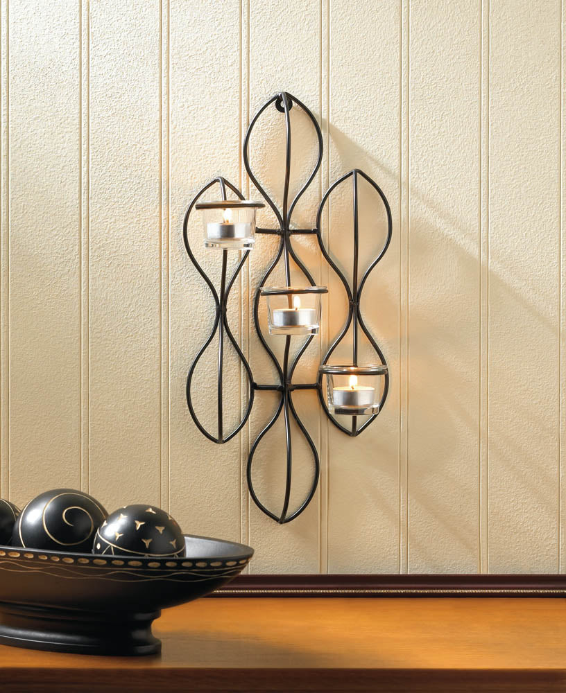 Propel Candle Wall Sconce - InStyle Walls LLC