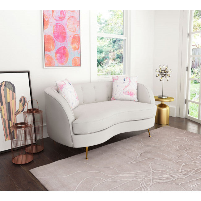 Blossom Canvas Pink - InStyle Walls LLC