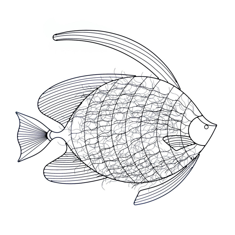 Intricate Fish Wall Decor - InStyle Walls LLC