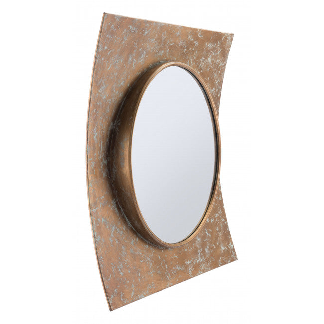 Cuadrado Mirror Gold - InStyle Walls LLC