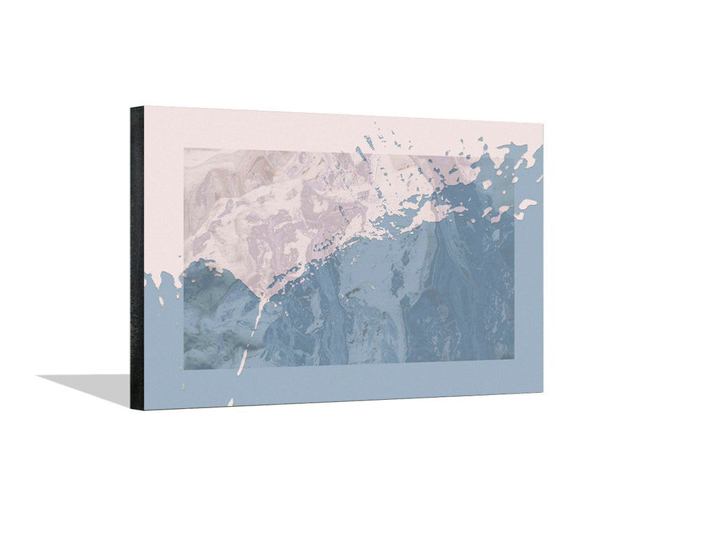 Blue Coast Canvas Wrap - InStyle Walls LLC