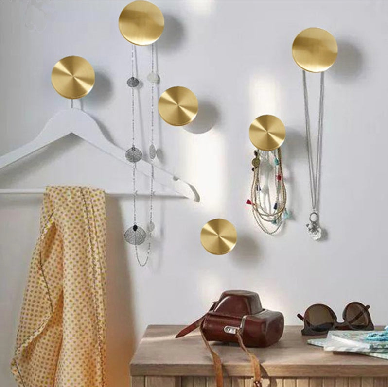 Decorative Wall Metal hook home organization - InStyle Walls LLC