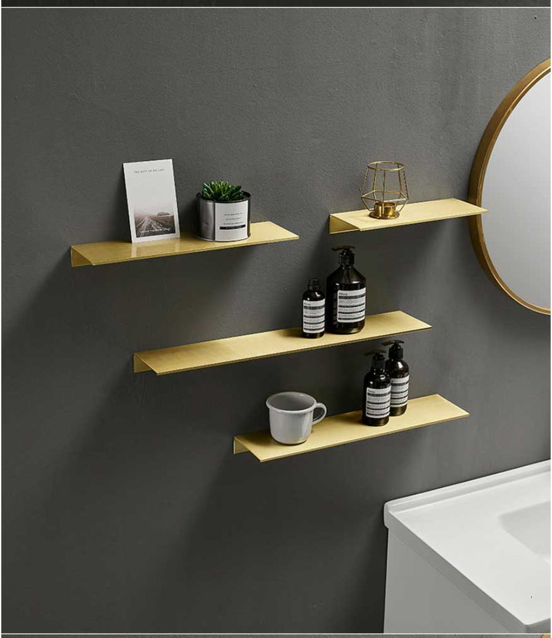 Set of Three Wall Storage Shelves