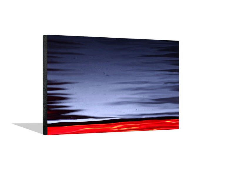 Lava Land Canvas Wrap - InStyle Walls LLC