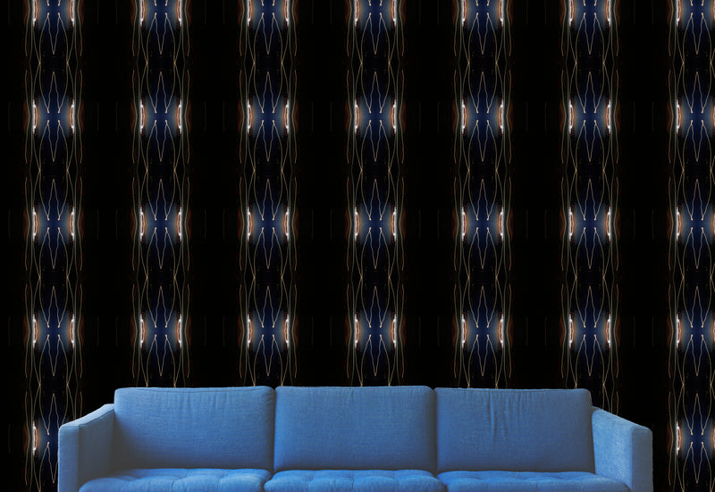 Light Dance Wallpaper - InStyle Walls LLC