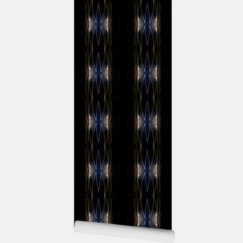 Neutron Light Wallpaper - InStyle Walls LLC