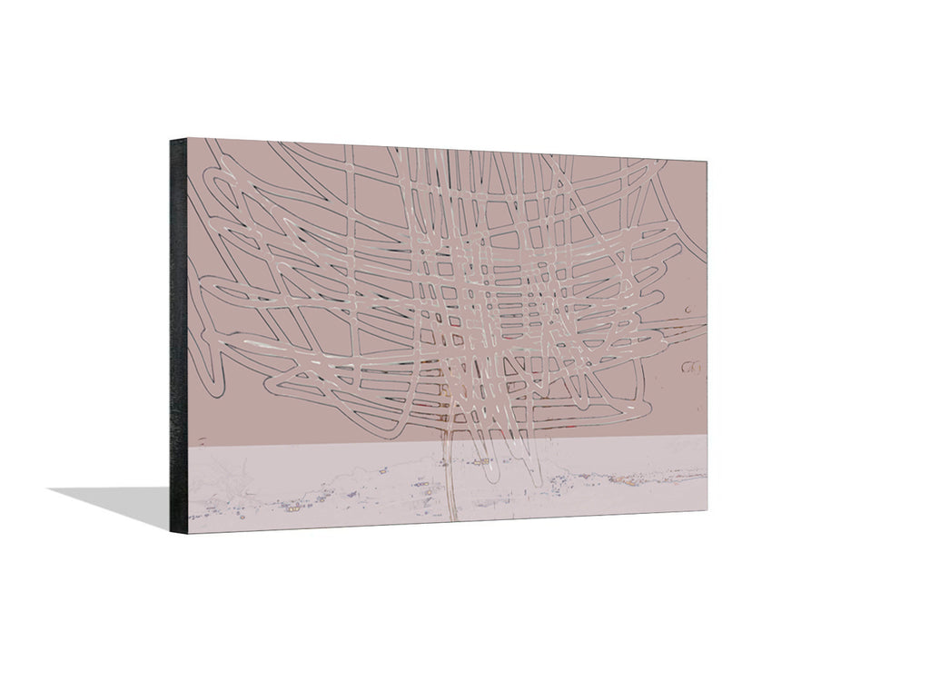 Thunder Above the City II Canvas Wrap - InStyle Walls LLC