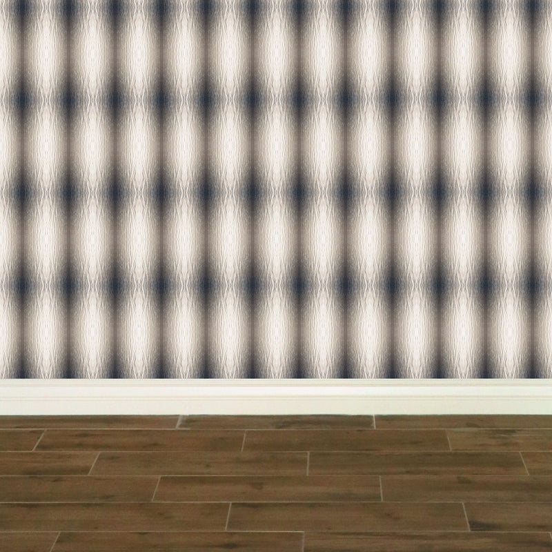 Creme Waves Wallpaper - InStyle Walls LLC