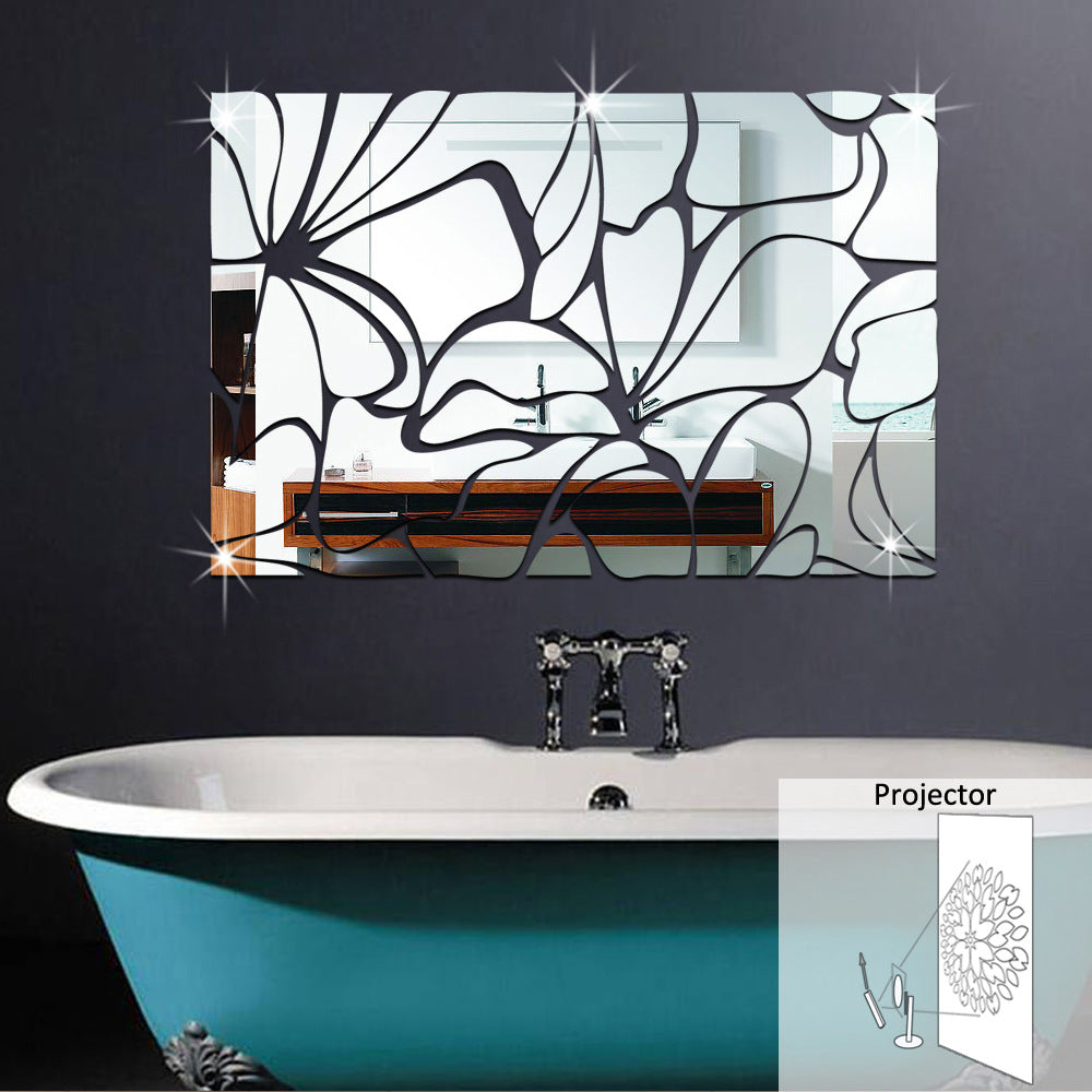 Honana Decorative Wall Mirror - InStyle Walls LLC