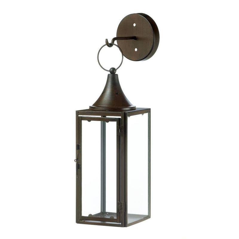 Gatehouse Hanging Candle Lantern - InStyle Walls LLC