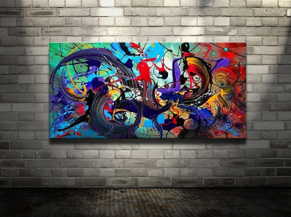 Fashion Abstract Wall Art - InStyle Walls LLC