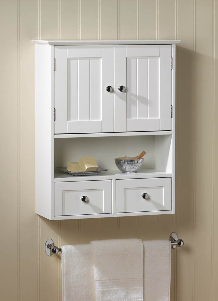 Lakeside Wall Cabinet - InStyle Walls LLC