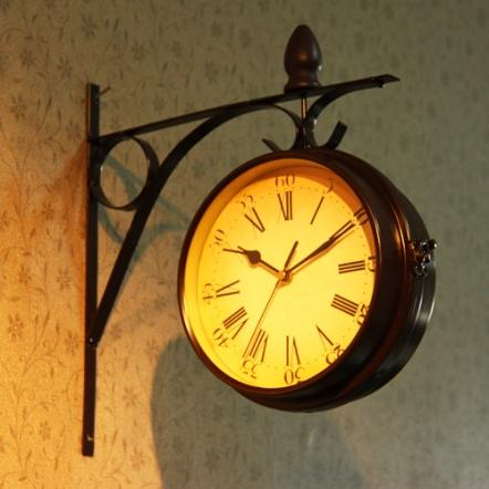European style Wall Clock - InStyle Walls LLC