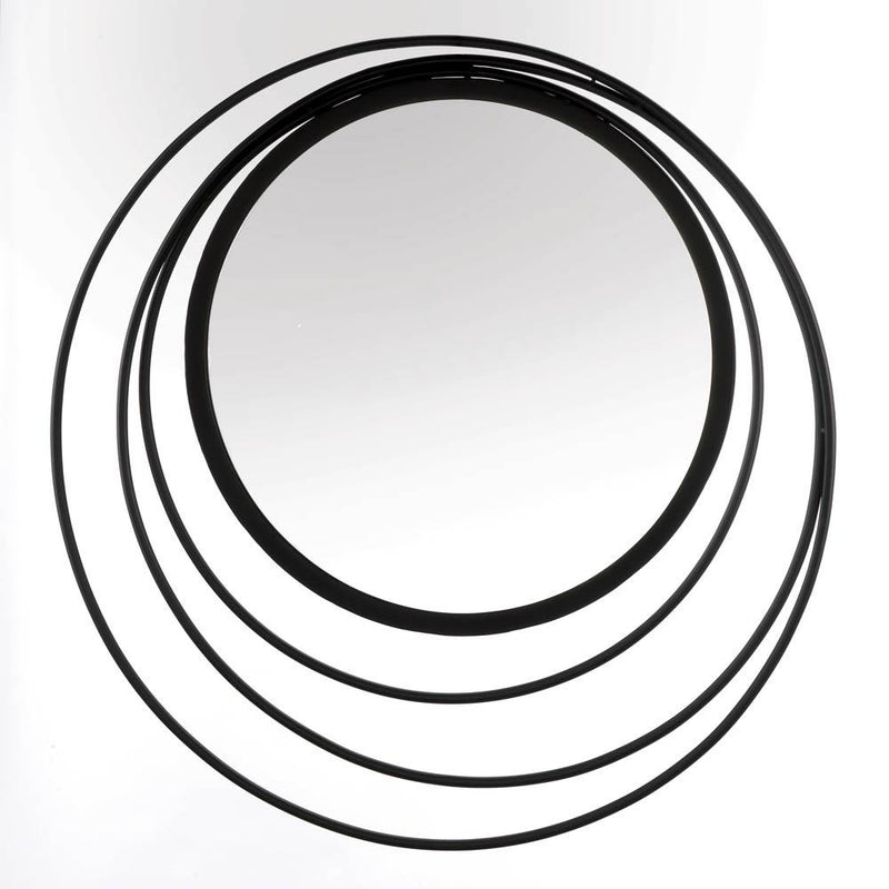 Three Ring Wall Mirror - InStyle Walls LLC