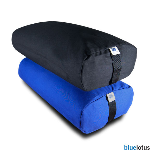 Yoga Bolster by Blue Lotus Yoga