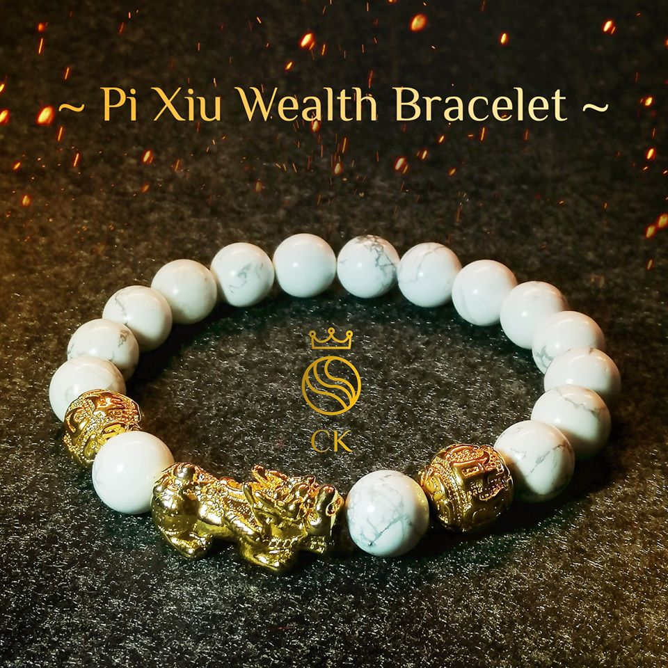 Pi Xiu Lucky Wealth Bracelet