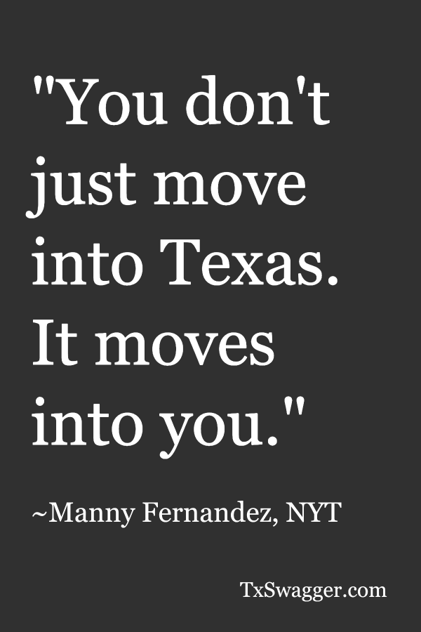 Texas quote by Manny Fernandez, NYT