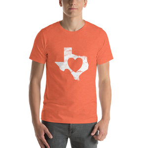 Heart In Texas T-Shirt