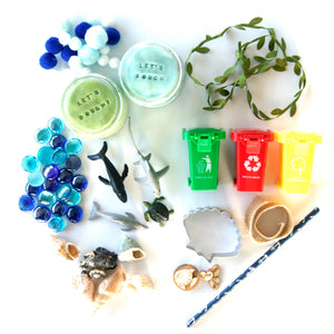 Ocean Awareness Sensory Kit