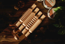 Load image into Gallery viewer, Wooden Dough Rolling Pins - set of 4