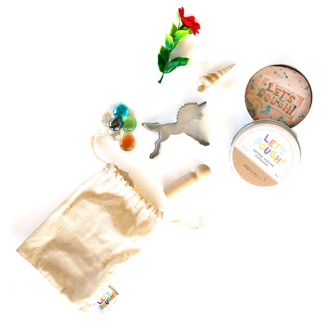 Unicorn Magic Sensory Bag