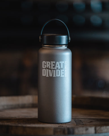 Stainless Growler - 32oz Hydroflask