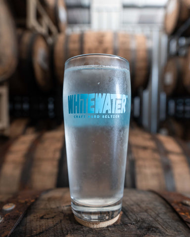 Whitewater 16oz Glass
