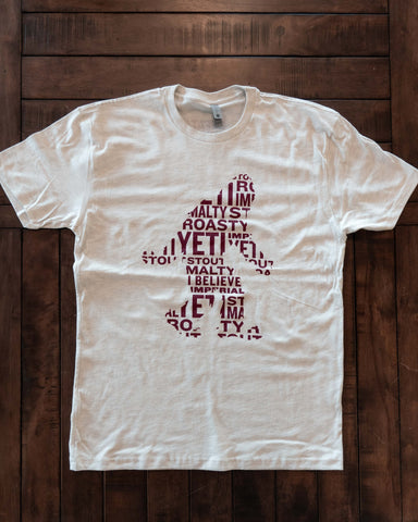 Yeti Awareness Limited Edition Tee
