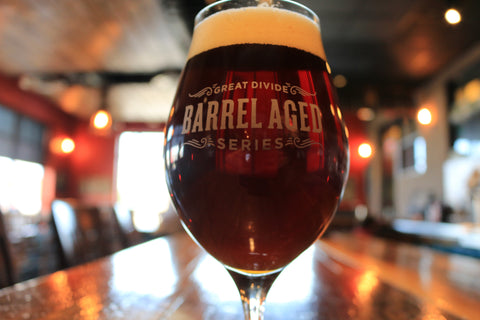 Barrel Aged Series Spiegelau Glass