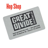 Hop Shop Gift Card