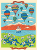 Limited Edition Denver Pale Ale Artist Series No.3 Alternate Screenprint