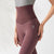 High Waist Fitness Corset Leggings