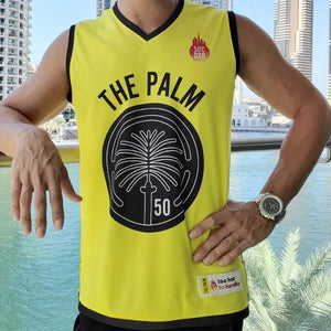 Palm JP 50 Basketball Top