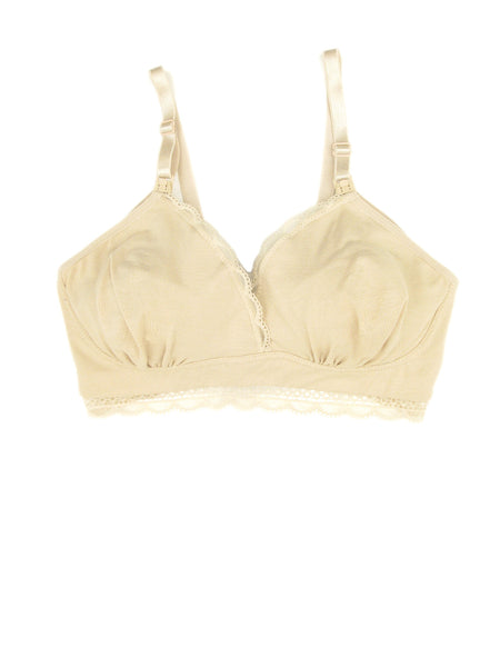 Camille Lace Cross Nursing Bra