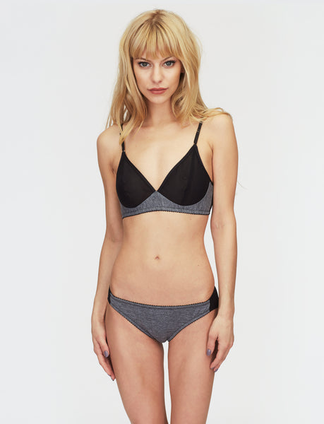 Willow Triangle Bralette