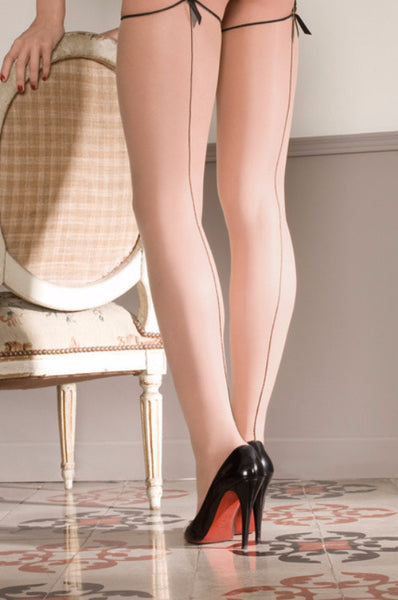 Les Coquetteries Back Seamed Stockings