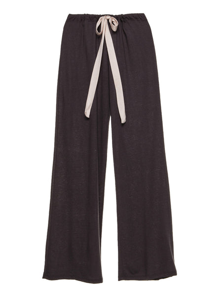 Heather Wide Leg Pants