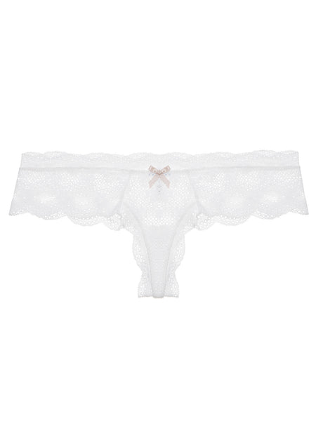 India Lace Low Rise Boythong