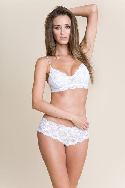 India Lace Retro Bralet