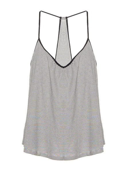 Naval Stripes T-Back Cami