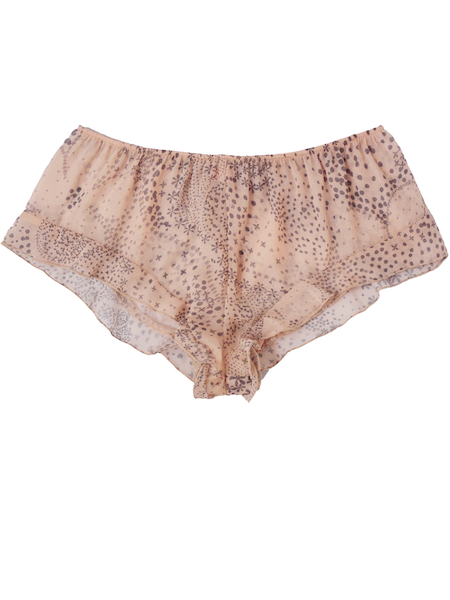 New Romantic Ruffle Shorts