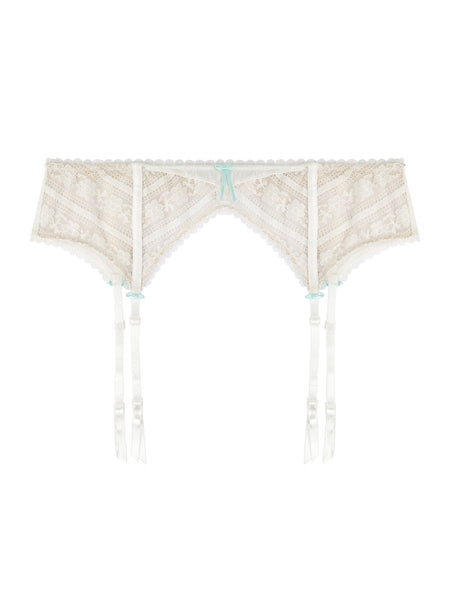 Paradise Promises Suspender Belt