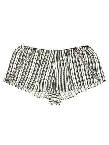 Railroad Stripes Sleep Shorts