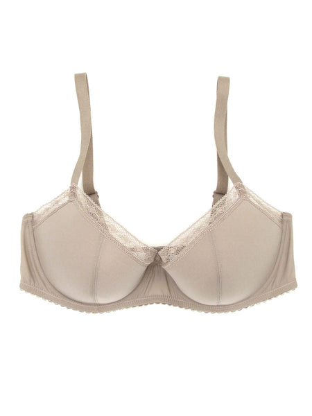 Satin Seduction Demi Cup Bra