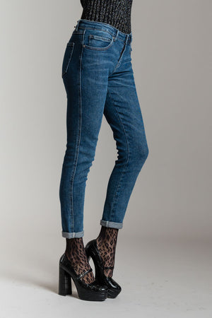 Jeans denim skinny fit