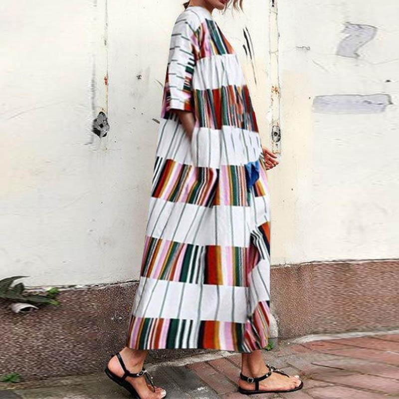Abu Dhabi Maxi Long Dress